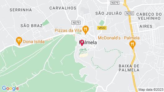 Casa de Atalaia Turismo de Habitação Map