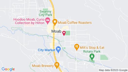 Cali Cochitta Vacation Rentals Map