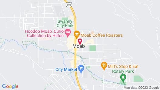 Element Moab Map