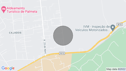 Quinta DOS Cajados Apartment T1 Map
