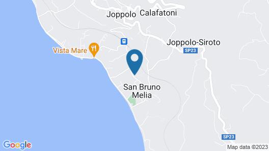 Arenas Hotel Map