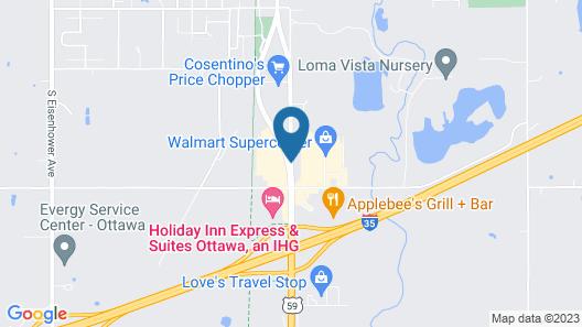 Days Inn by Wyndham Ottawa Map