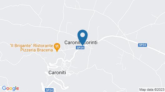 La Pineta Map