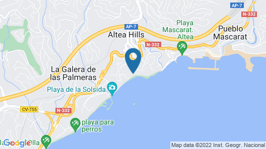 Maison Condesa B&B - Adults only Map