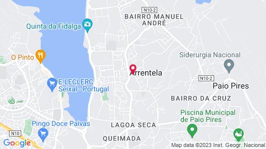 Seixal Bay Village Map