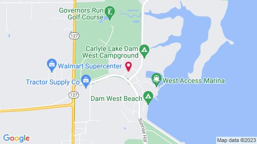 Mariner's Village Resort Map