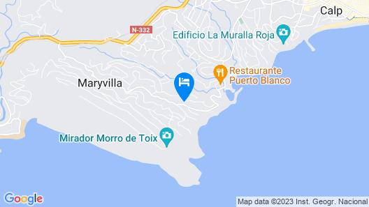 Montesol 12 Map