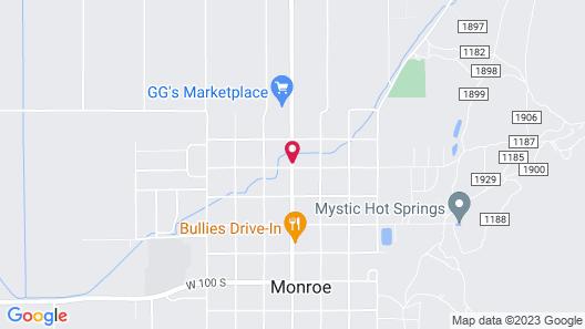Monroe Inn Map