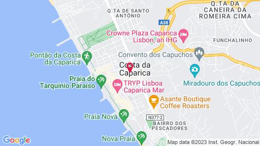 Residencial Mar e Sol Map