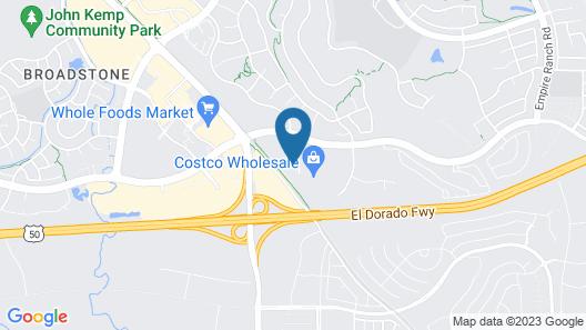 Fairfield Inn & Suites by Marriott Sacramento Folsom Map