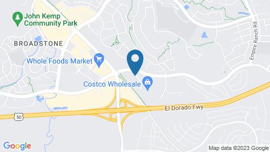 Staybridge Suites Sacramento - Folsom, an IHG Hotel Map