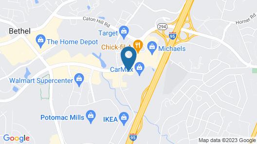Country Inn & Suites by Radisson, Potomac Mills Woodbridge, VA Map