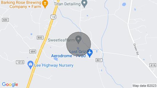 Silo Valley Farm Map