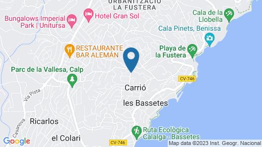 Aparthotel Carrio Sol - Monty´s Map