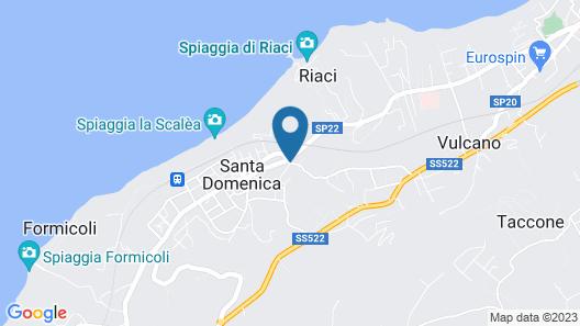 Hotel Umberto Map