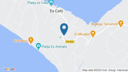 Bosc y Sol - Formentera Libre Map
