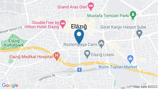 Marathon Hotel Map