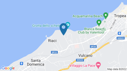 Casa Alfonso Map
