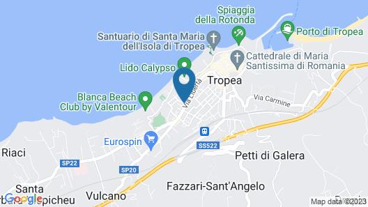 Mina Accomodation Map