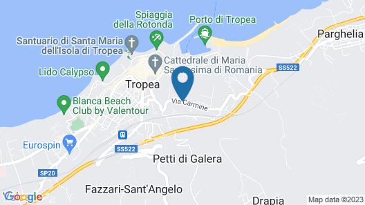 Porta antica di Tropea Map