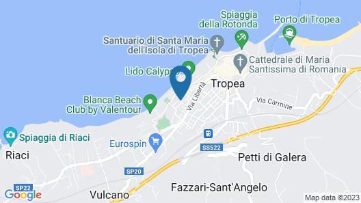 Hotel & Spa La Porta del Mare Map