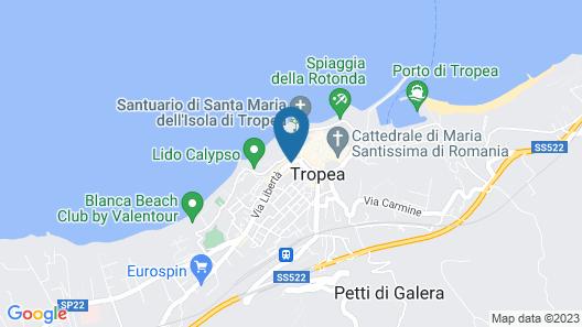 Kira e Isotta Map