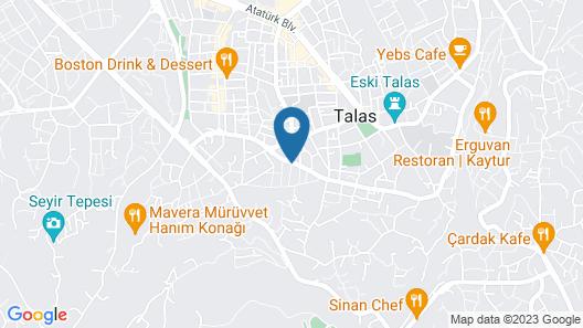 Istasyon Rezidans Map