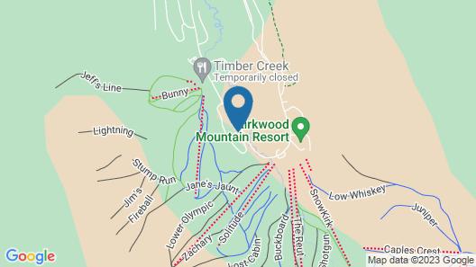 R111 Timber Ridge - 3 Br Townhouse Map