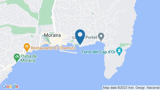 Account Solhabitat Duplex Tosqueres II Map