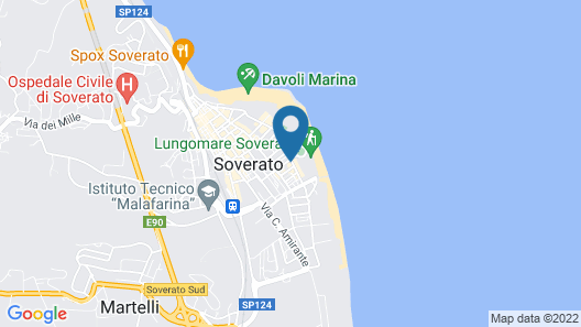 Nettuno Map