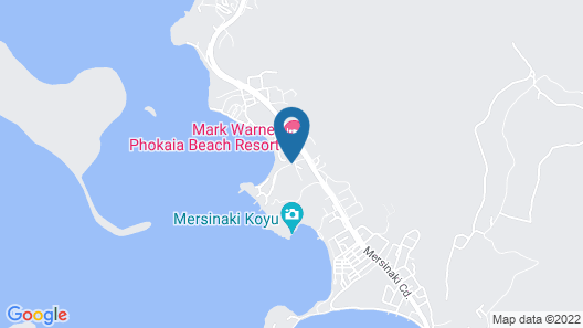 Mark Warner Phokaia Beach Resort Map