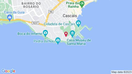 Vila Gale Cascais Map