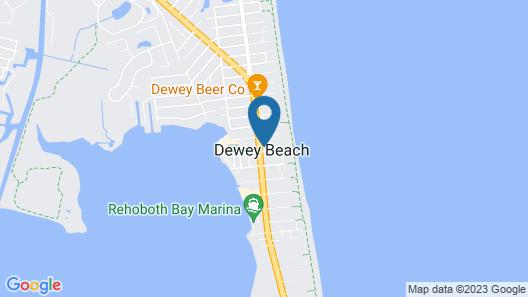 Atlantic Oceanside Resort Map