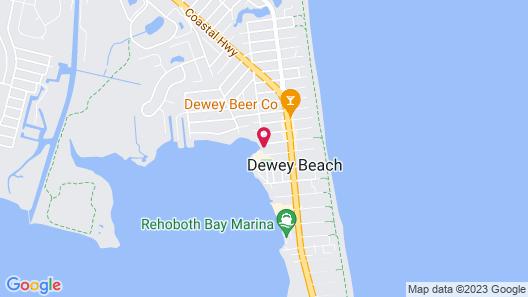 The Bay Resort Map
