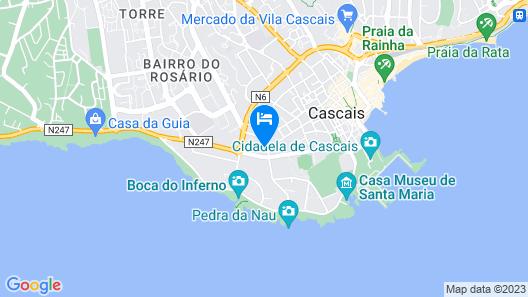 Gandarinha Residence Map