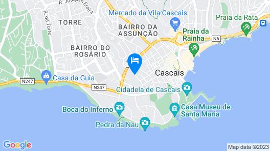 Casa Vela Guest House Map