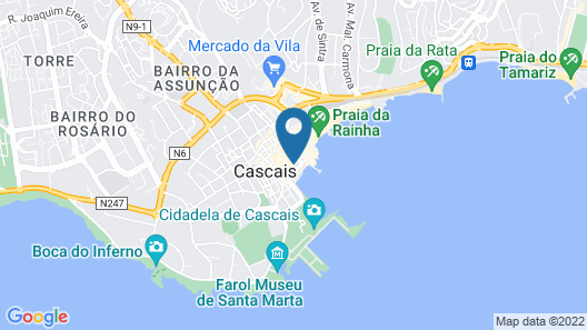 Hotel Baia Map