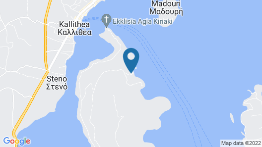 Korakias Sea View  Map