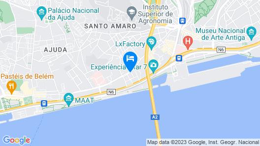 ALTIDO Prime Junqueira Map