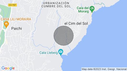 Apartamento Jardines Montecala PG010 Map