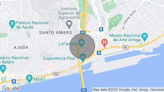 Sinda Alcantara Lx Factory Map