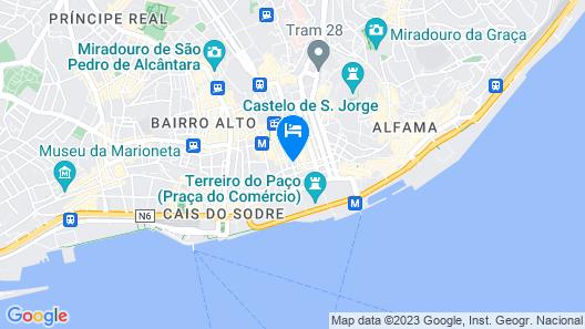 Residentas Aurea Map