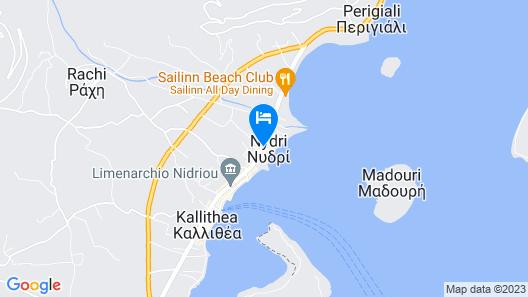 Smile Inn Map