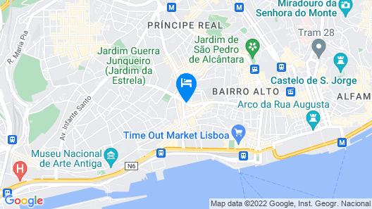 Dear Lisbon Living House Map