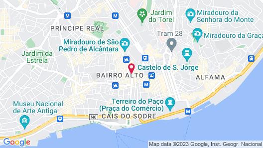 9HOTEL MERCY Map