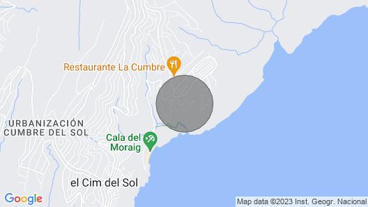 Vacation home Pueblo de la Luz in Benitachell - 4 persons, 2 bedrooms Map