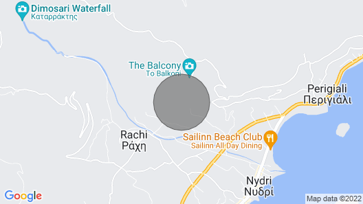 Villa Olive Map