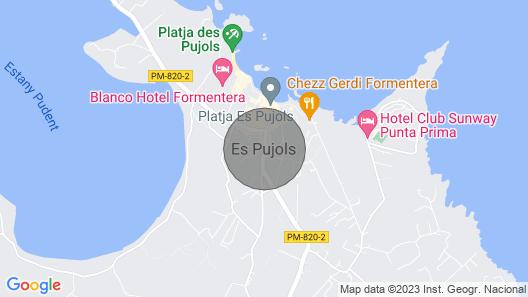 Appartamenti e Residence SA Tanca- Formentera Map