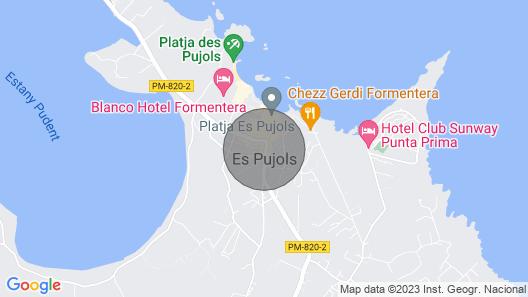 Appartamento Vicino al Mare Map