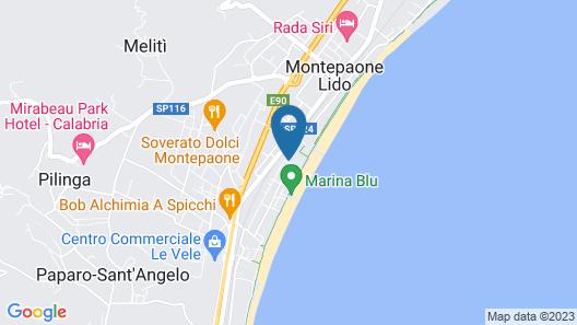 Estella Club & Beauty Map